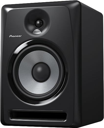 Pioneer S-DJ80X altavoz - Altavoces (PC, De 2 vías, Mesa/estante, 40 - 20000 Hz, 115 Db, Negro)