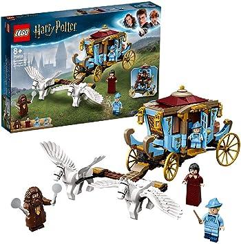 LEGO Harry Potter - Carruaje de Beauxbatons: Llegada a Hogwarts ...