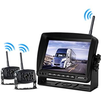 Amazon.com: eRapta Backup Camera 2.0 with Split Screen