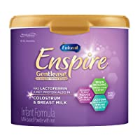 Enfamil Enspire Gentlease Baby Formula Milk Powder, 20 Ounce (Pack of 1)- MFGM,...