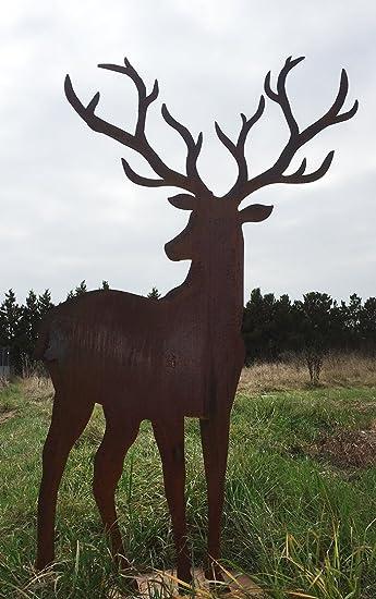 Ciervo Con amplio campo de cuernos XL 150 x 90 cm somier ...