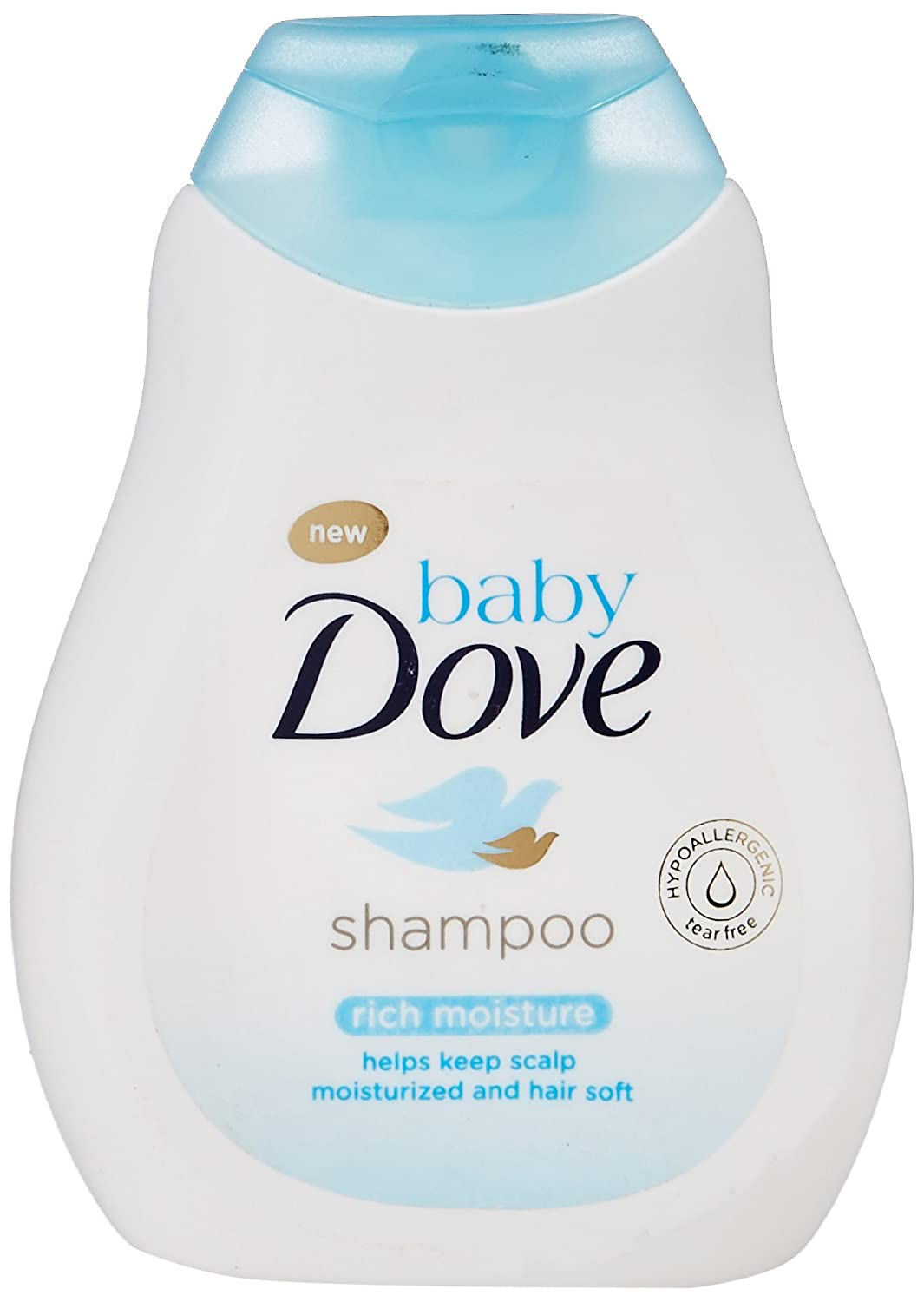Baby Dove Rich Moisture Shampoo (200ml)