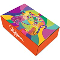 Sally Hansen + Lourdes Villagomez Beauty Box edición especial con 3 esmaltes Color Therapy