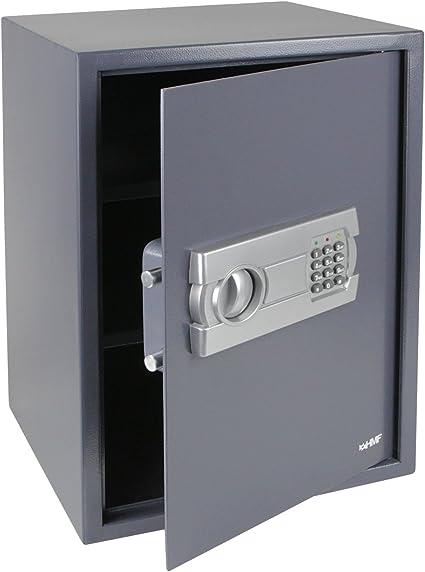 HMF 4612512 Caja fuerte cerradura electrónica 50 x 35 x 33 cm ...
