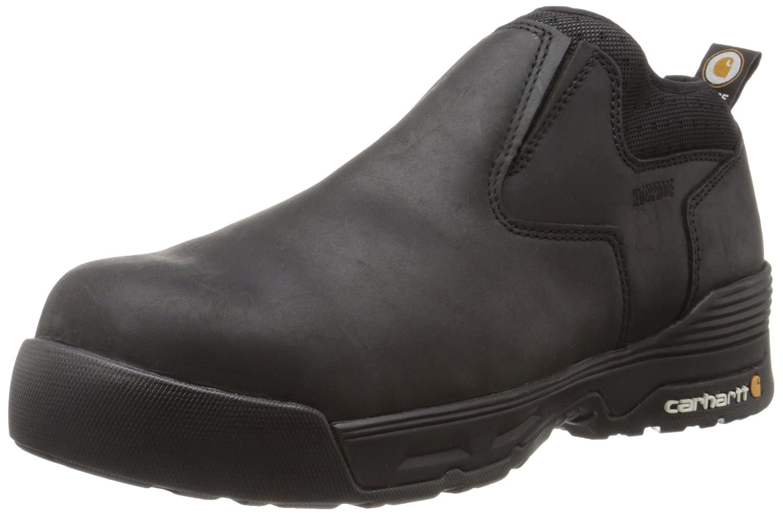 Carhartt メンズ B00T4WW0TE 12 2E US|Black Coated Leather Black Coated Leather 12 2E US