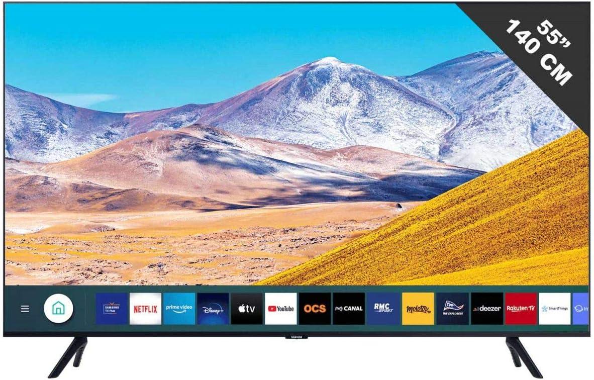 Samsung – Televisores LED 55 pulgadas Samsung UE 55 TU 8075 – UE ...