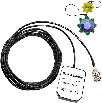 HQRP Antena Externa GPS para Garmin GPSMAP 225/230 / 232/235 ...