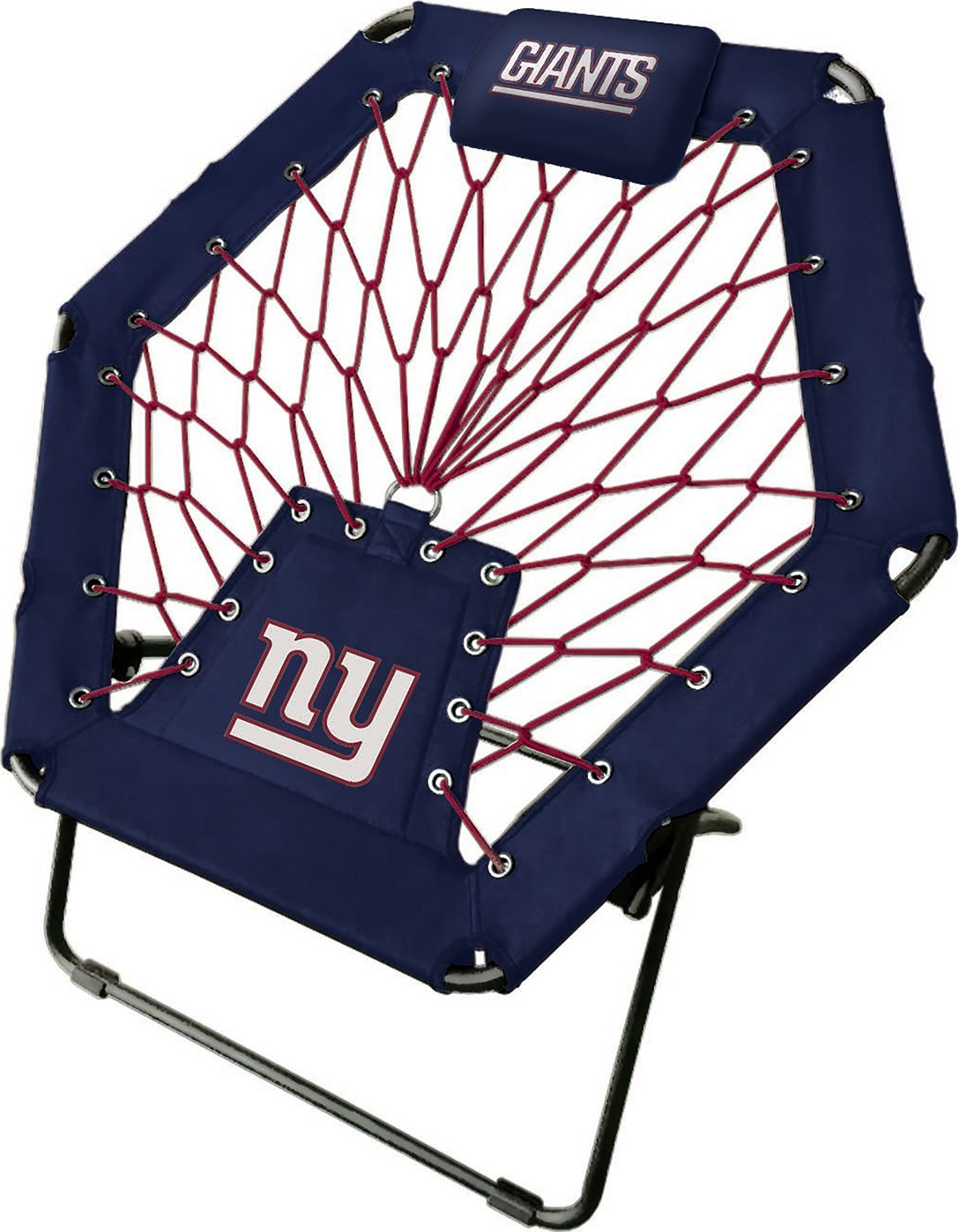 Imperial Officially Licensed NFL Furniture: Premium Bungee Chair, New York Giants by Imperial