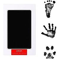 Baby Handprint and Footprint Ink Kits Pet Paw Print Ink Kits for Babies and Pets 2 Packs