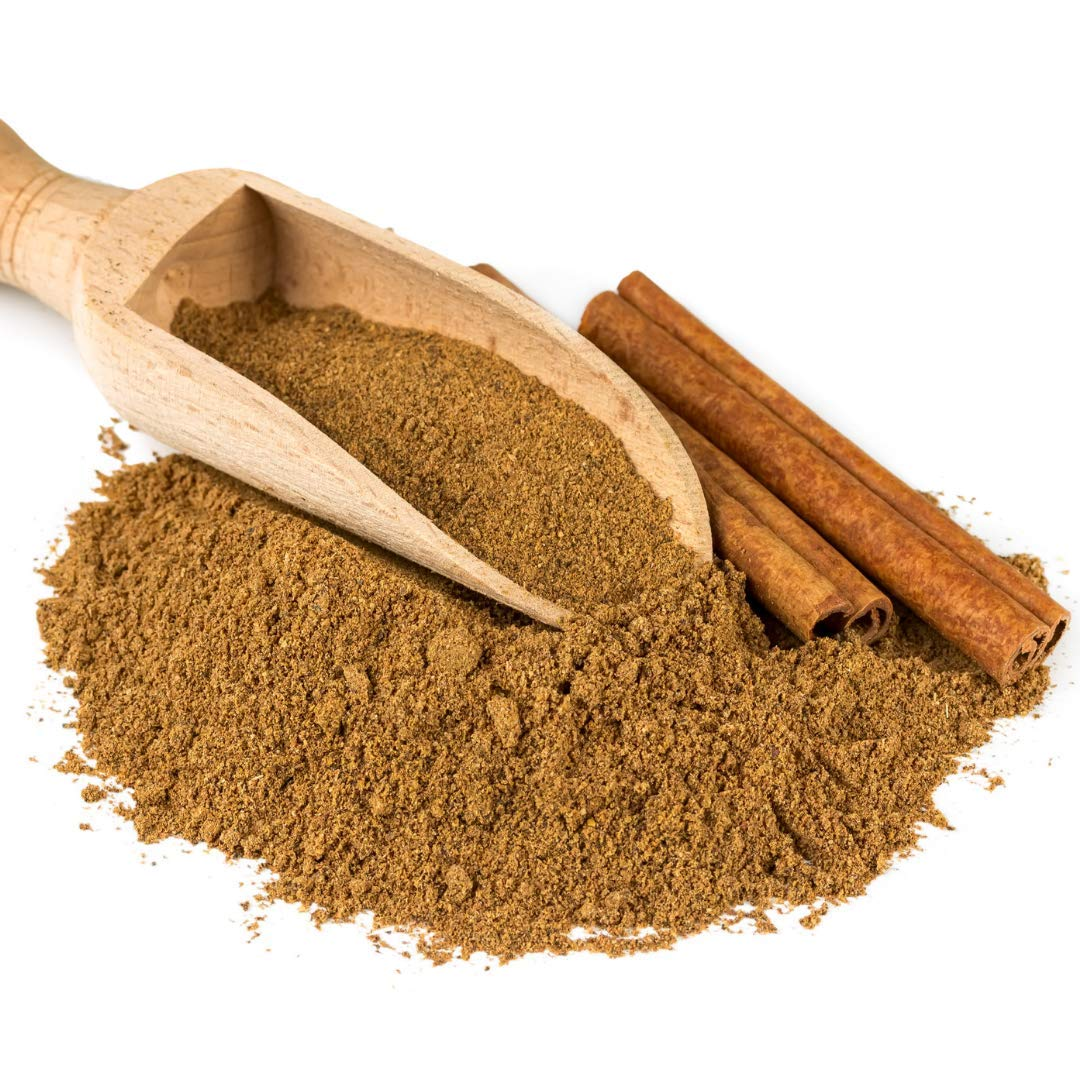 Its Delish Ground Cinnamon Powder - Non GMO, Kosher Certified, 10 lbs (Ten Pounds Bulk Bag) by Its Delish