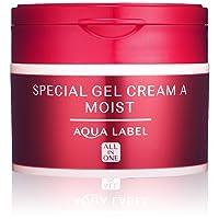 Aqua Label Special Gel Cream A (Moist) 90g 2 piece set Shiseido