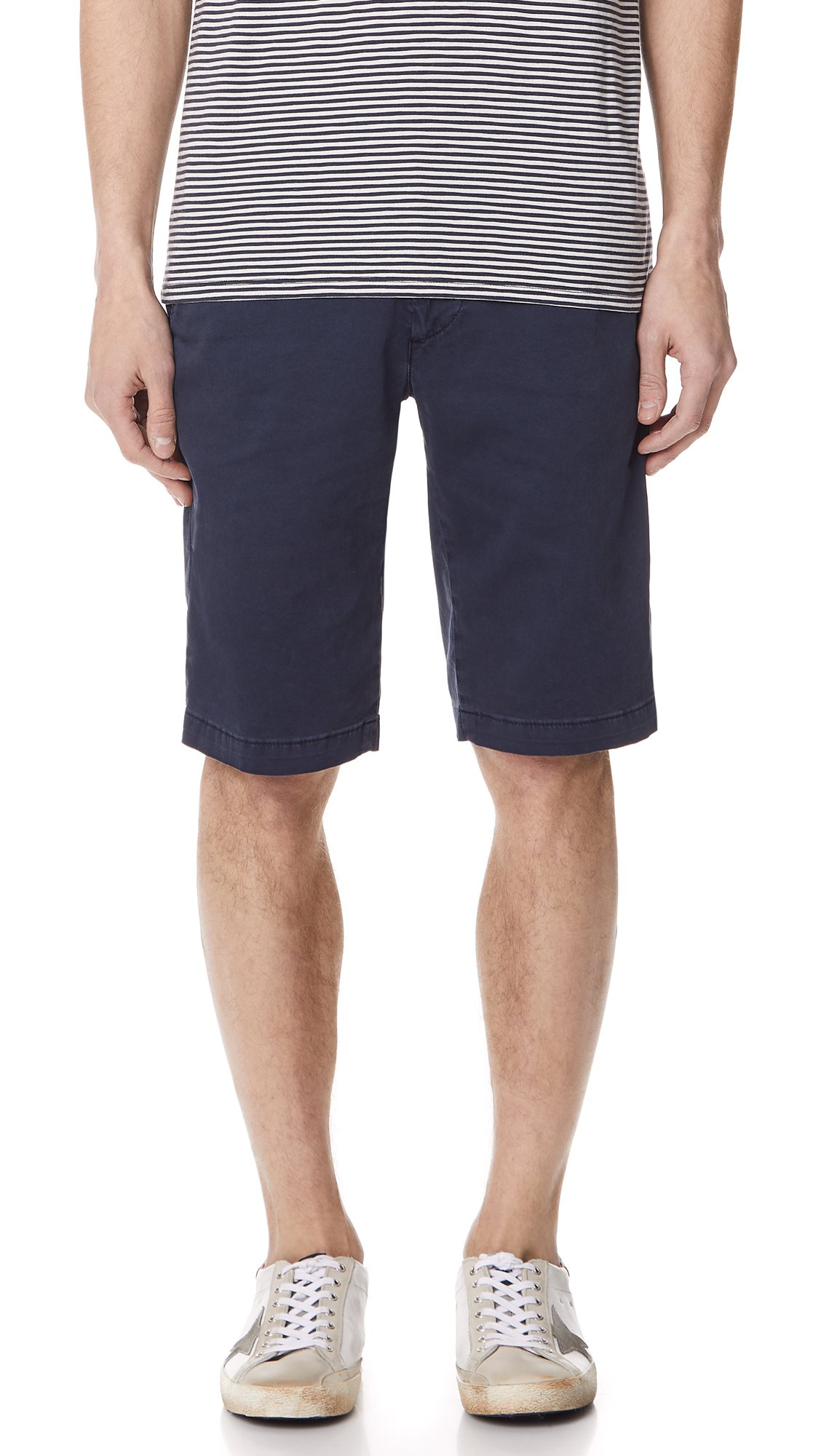AG Adriano Goldschmied Men's Griffin Short, Sulfur Dark Cove, 36
