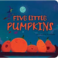 Five Little Pumpkins(Age 2-5)