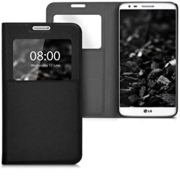 kwmobile Funda compatible con LG G2 - Case protectora ...