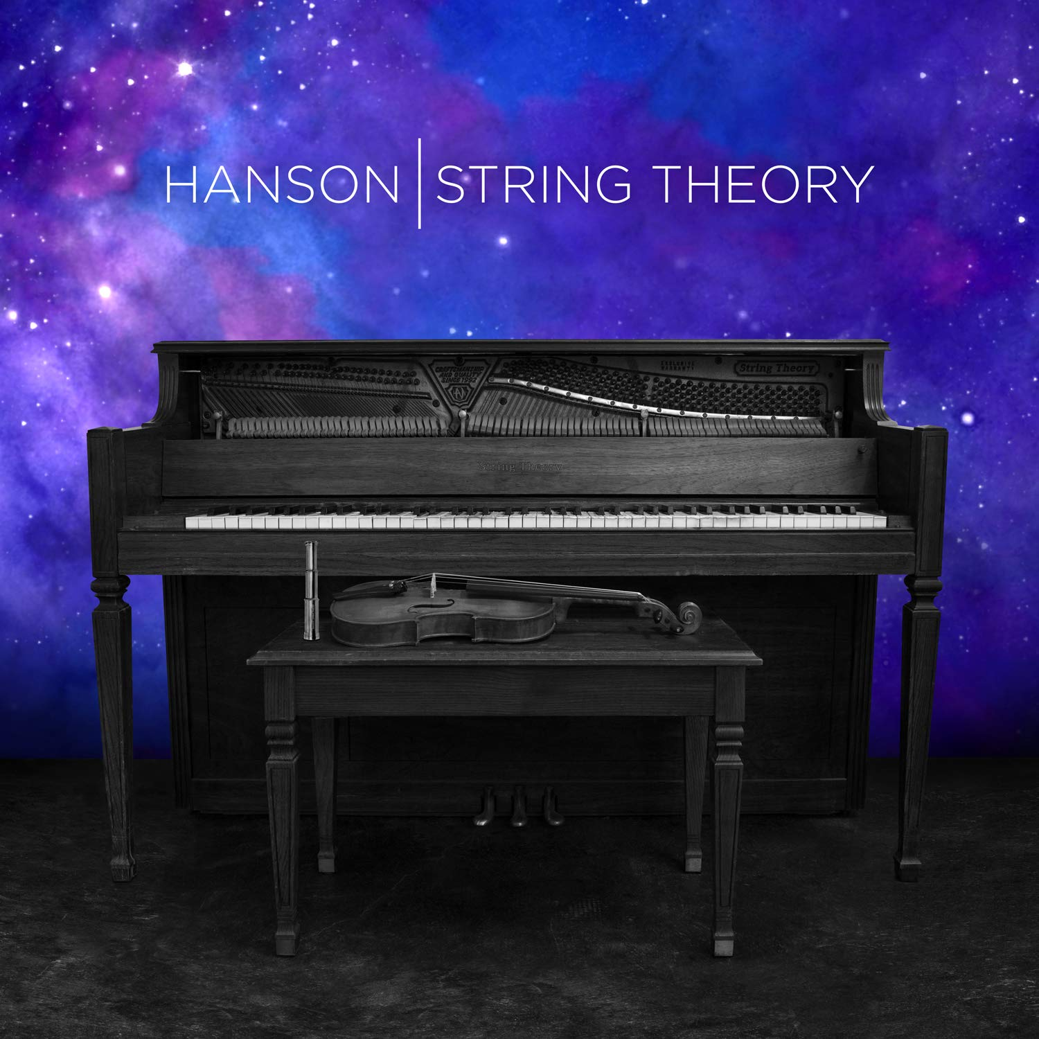 CD : Hanson - String Theory (CD)