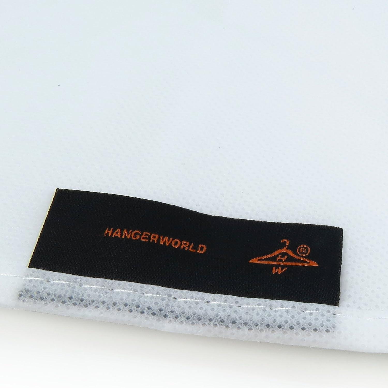 Hangerworld 183/cm Bolsa de Ropa en Color Marfil.
