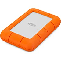 LaCie LAC9000633 4TB USB 3.0 Portable External Hard Drive