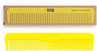 product image for BYRD Pocket Comb - Durable, Flexible, Tangle Free Styling Comb - For All Hair Types, Back Pocket Friendly