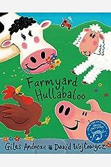 Farmyard Hullabaloo Paperback