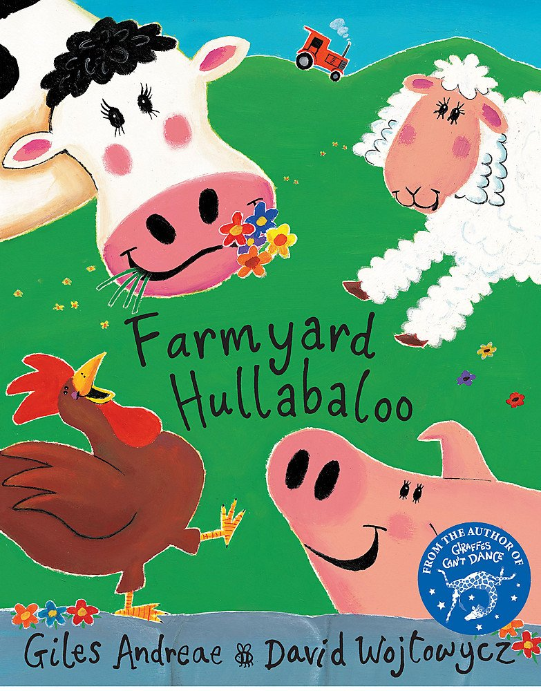 Image result for farmyard hullabaloo