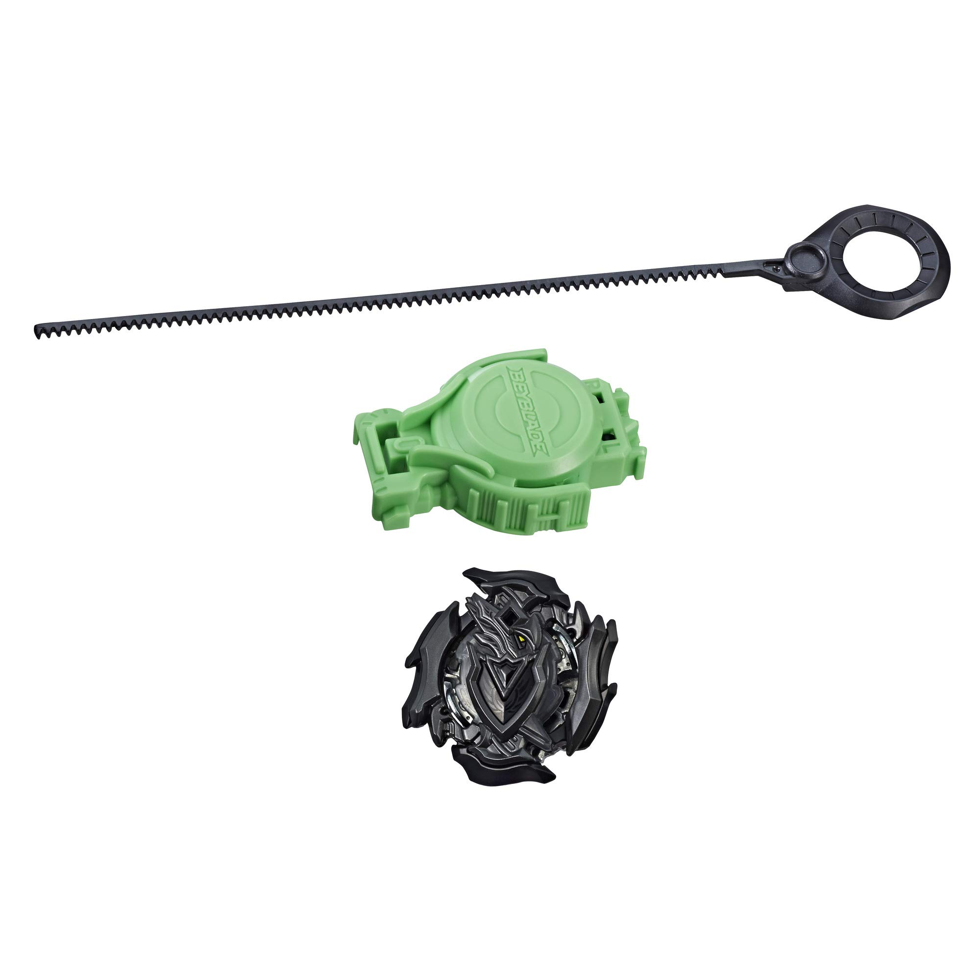 BEYBLADE Burst Turbo Slingshock Z Achilles A4 Starter Pack -- Battling Top and Right/Left-Spin Launcher, Age 8+ by BEYBLADE