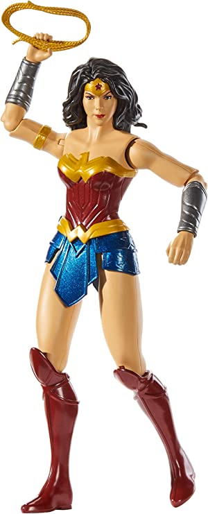 1//12 scale toy Gold Like Molded Lasso of Truth Wonder Woman