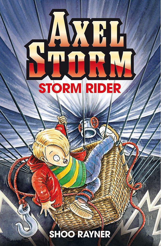 Storm Rider (Axel Storm) ebook