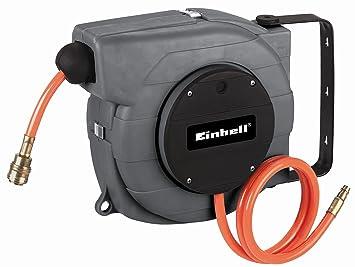 Einhell DLST 9+1 - Rodillo recogemangueras para compresor: Amazon.es: Bricolaje y herramientas
