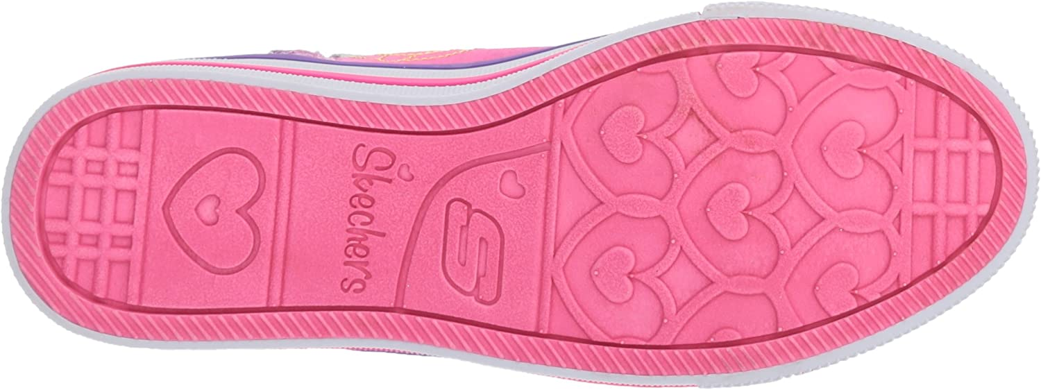 Skechers Kids Twinkle Lite-Happy Pals Sneaker