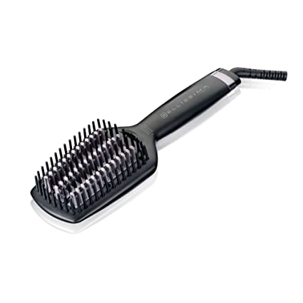 Imetec Bellissima Revolution - Cepillo alisador termico, ceramico y ionico, pelo liso y brillante