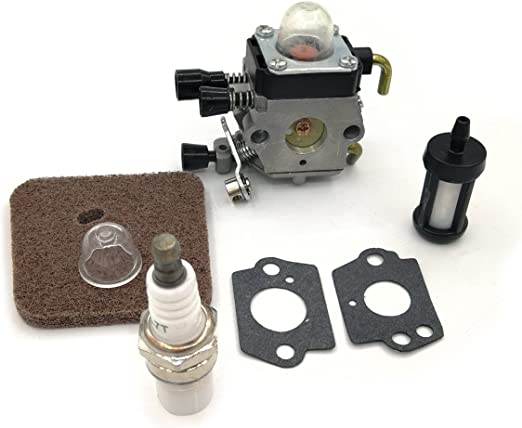 Cancanle Carburador bujía Filtro de Combustible Filtro de Aire ...