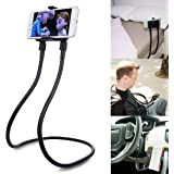 B-Land Cell Phone Holder, Universal Mobile Phone Stand, Lazy Bracket, DIY Flexible Mount Stand with Multiple Function…