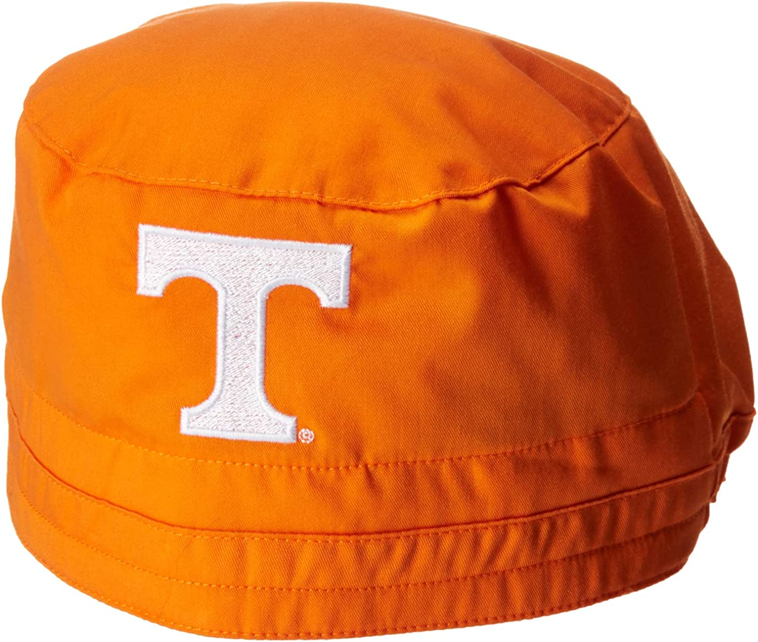 One Size Fits Most Men/'s University of Tennessee Volunteers Scrub Cap//Hat