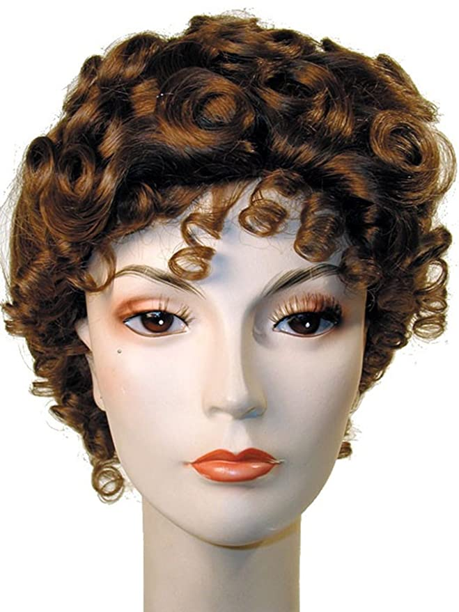 Vintage Hair Accessories: Combs, Headbands, Flowers, Scarf, Wigs Gibson Girl Deluxe $53.87 AT vintagedancer.com