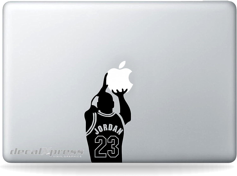 Jordan Sticker Decal MacBook, Air, Pro All Models