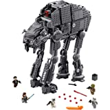 LEGO Star Wars First Order Heavy Assault Walker 75189 Building Kit (1376 Piece)
