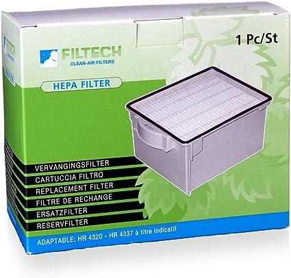 Filtech HR4920 - Filtro de HEPA, para humidificador y purificador ...