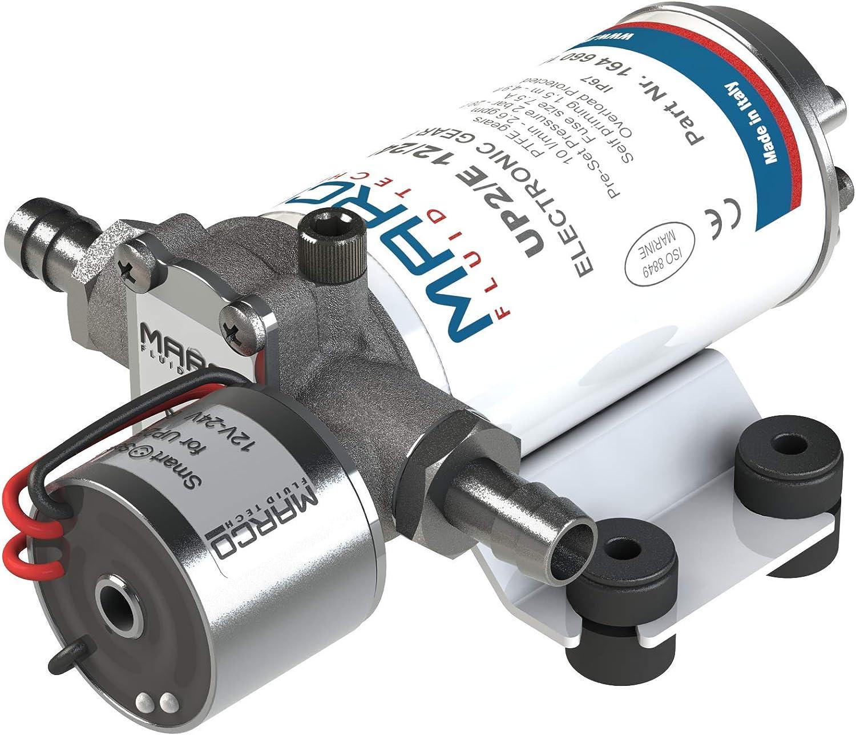 Marco UP2//E Self-Priming Automatic Electric Pump 12-24V 10liter//min 16466015