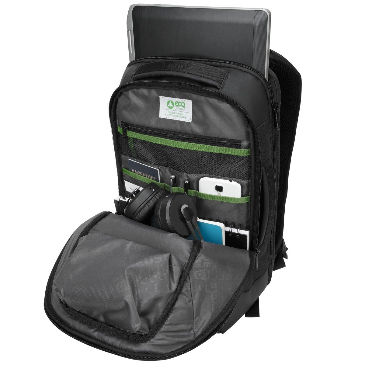 a4dcdfd5d Tsb212 Targus Sport Computer Backpack | Sabis Bulldog Athletics