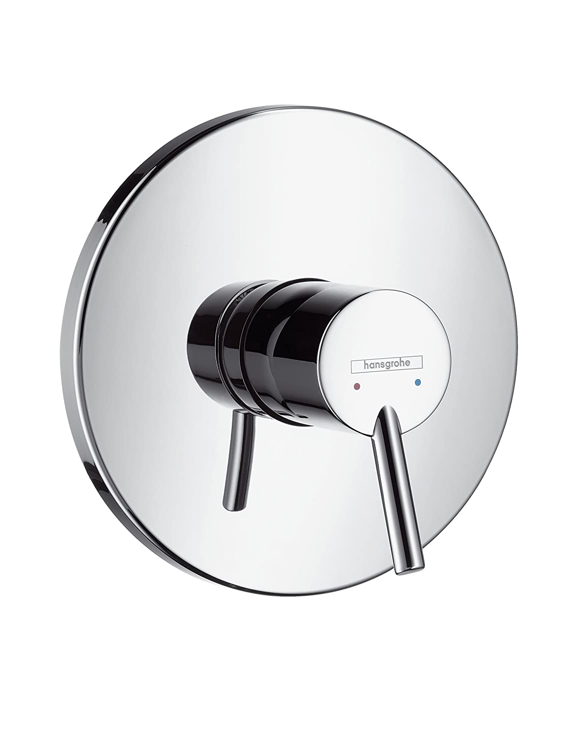 hansgrohe Talis S bath and shower mixer, chrome 32475000: Amazon.co ...