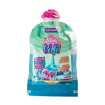 Orb 35783 Slimi Cafe Compound Fluffiwhipz Minteriffic Paquete Adicional Con Slimy Verde Menta Como Guinda Para Decorar Pasteles De Caramelos Juguete