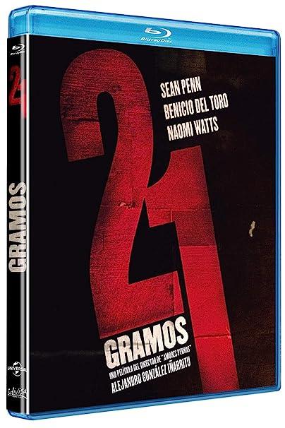 21 gramos [Blu-ray]: Amazon.es: Sean Penn, Benicio del Toro ...