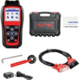 Autel MaxiTPMS TS508(with Extra Screen Wiper) TPMS Relearn/Reset/Diagnosis Tire Sensor DTCs Tool Advance Mode Diagnostic Scan