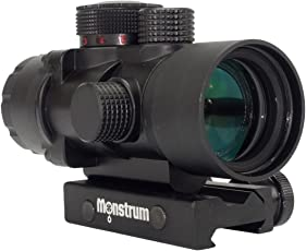 Monstrum Tactical S232P 2x Magnification Prism Scope