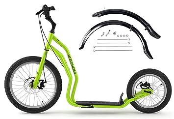Yedoo Mezeq Scooter RunRun - Patinete (neumáticos Offroad de ...