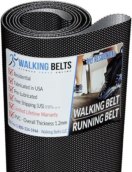 Free 1oz Lube WLTL41571 Weslo Cadence 1015 Treadmill Motor Drive Belt