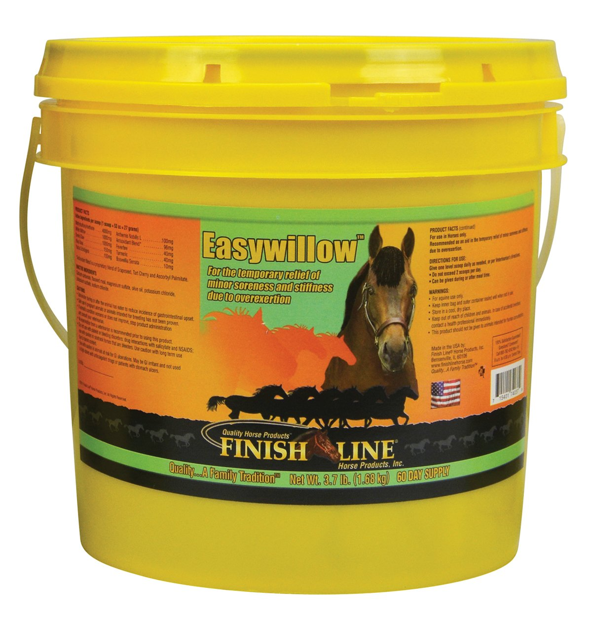 Finish Line Easywillow Pain Management 3.7 lbs by Finish Line