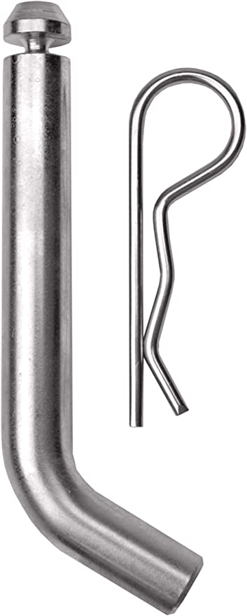 JR Products 01074 Hitch Pin and Clip Combo Class III 5//8