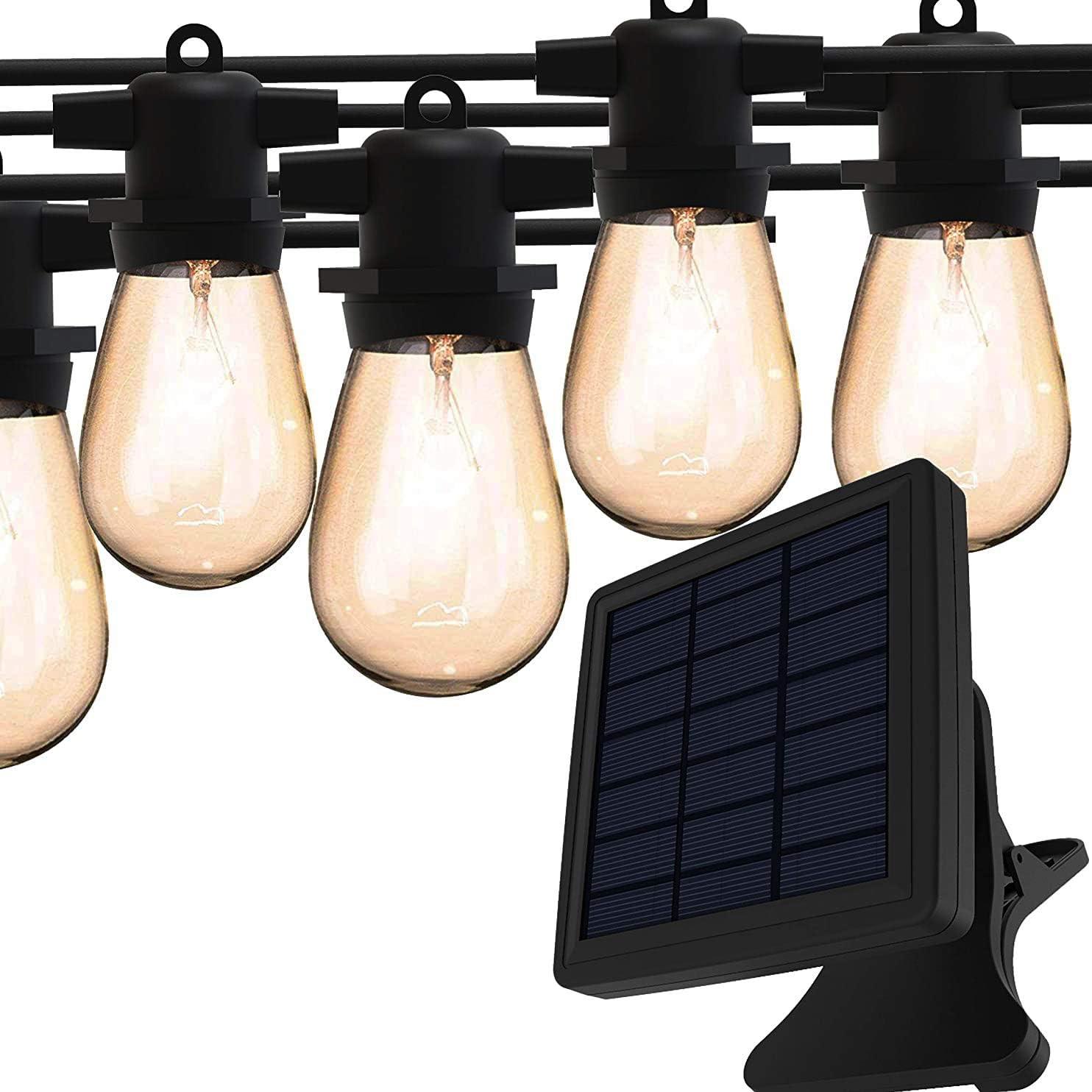 Waterproof LED Solar Light Bulb Outdoor Camping Garden Practical Night Light