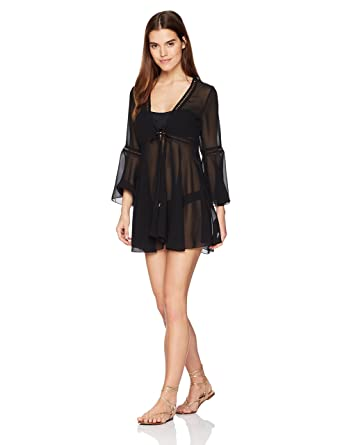 3f8eb59a1a492 Laundry by Shelli Segal Women's Kimono Cover Up at Amazon Women's Clothing  store:
